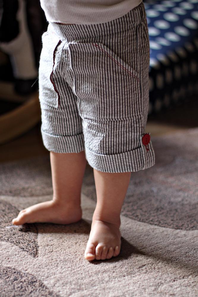 Shorts model