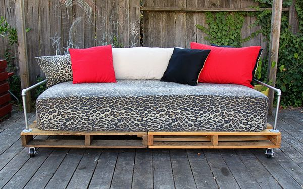 Daybed With Mattress For Living Room