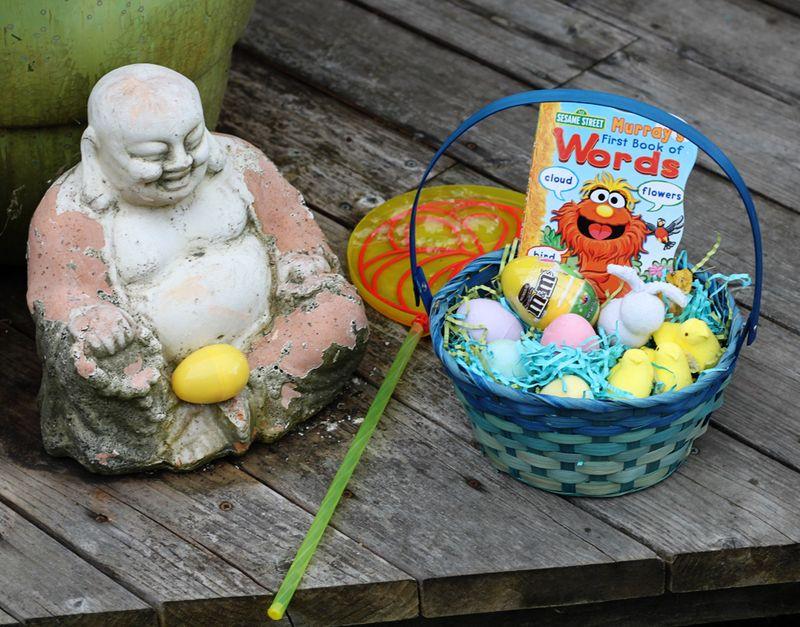 Easter buddah