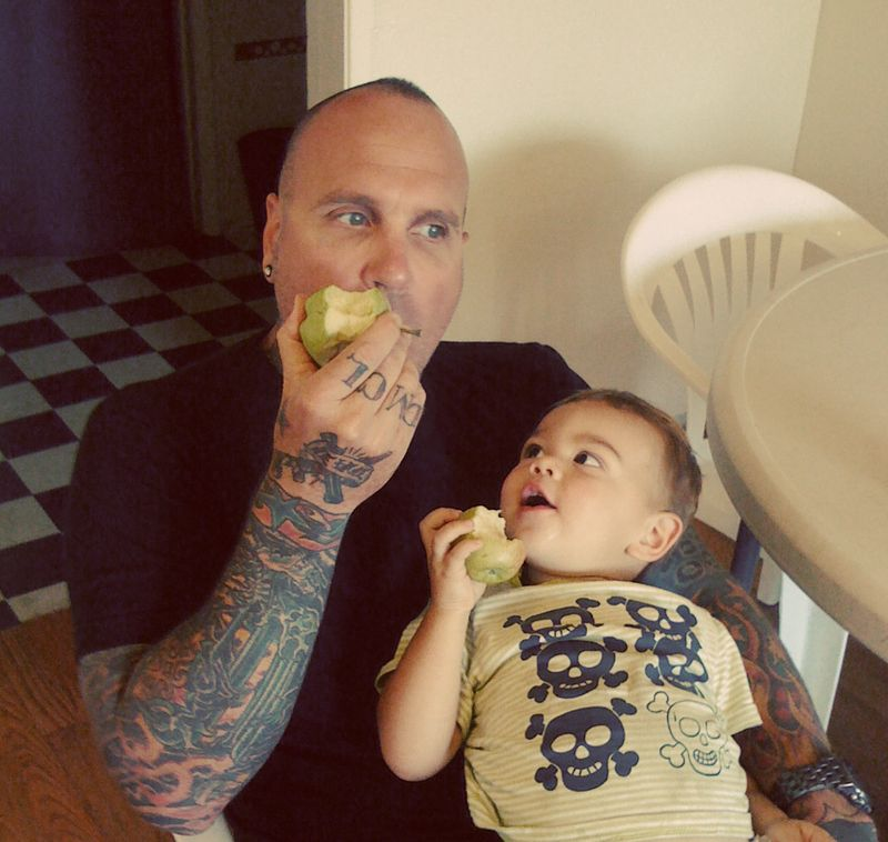 Apples with Pappy