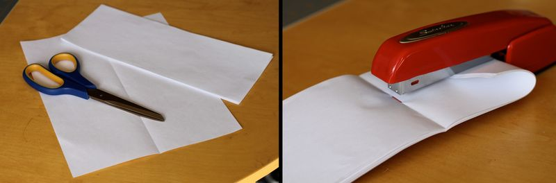 Make the paper