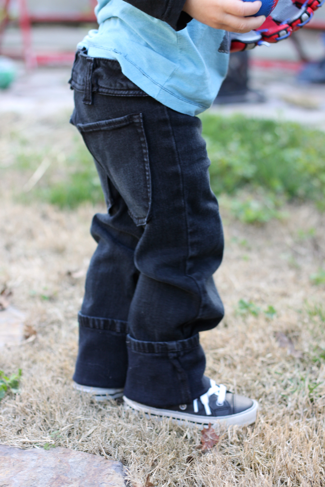 Toddler jegging