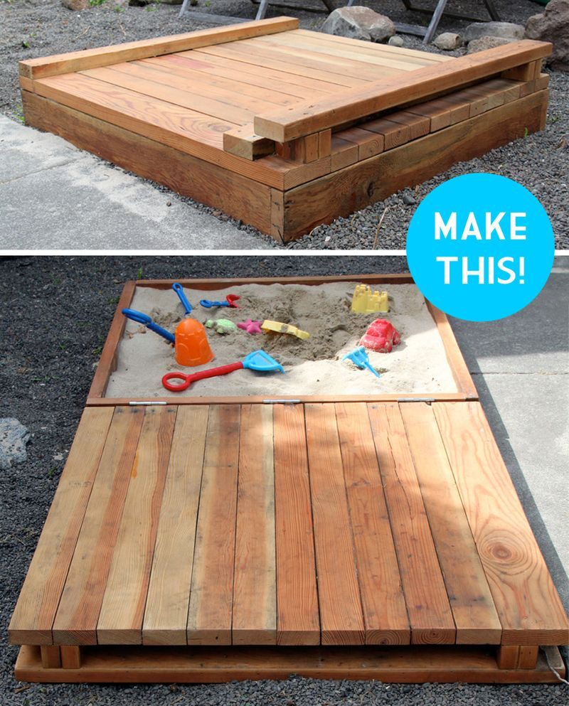 make sandbox - Sandbox Design Ideas