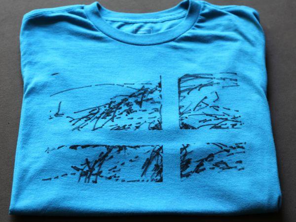 DIY Toddler Art T-Shirt