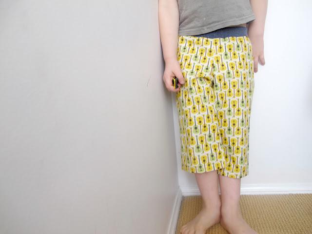 Cirque shorts 5