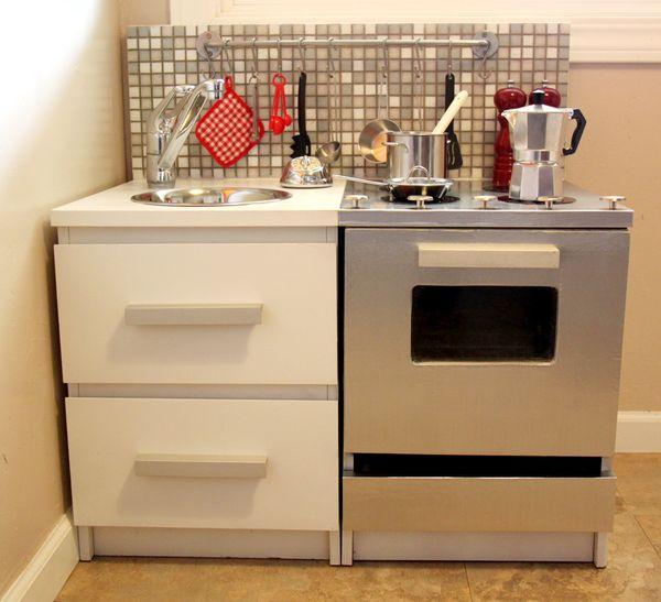 Ikea Kitchen Side Panel