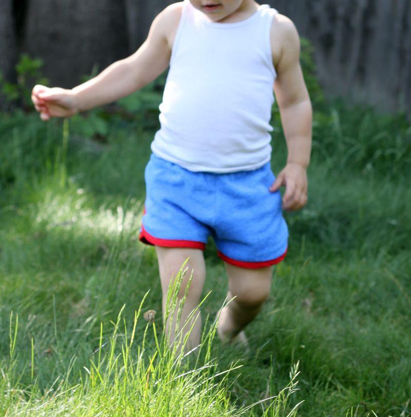 Garden shorts