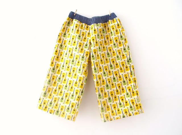 Cirque shorts 2