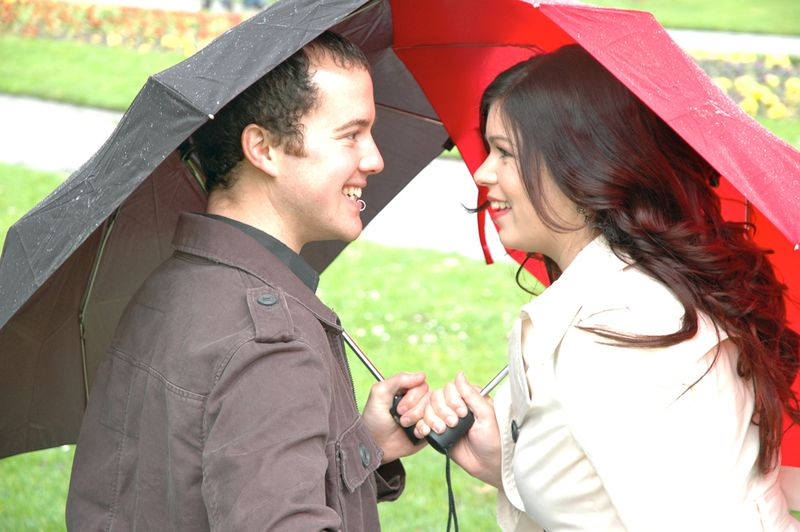 Umbrella love