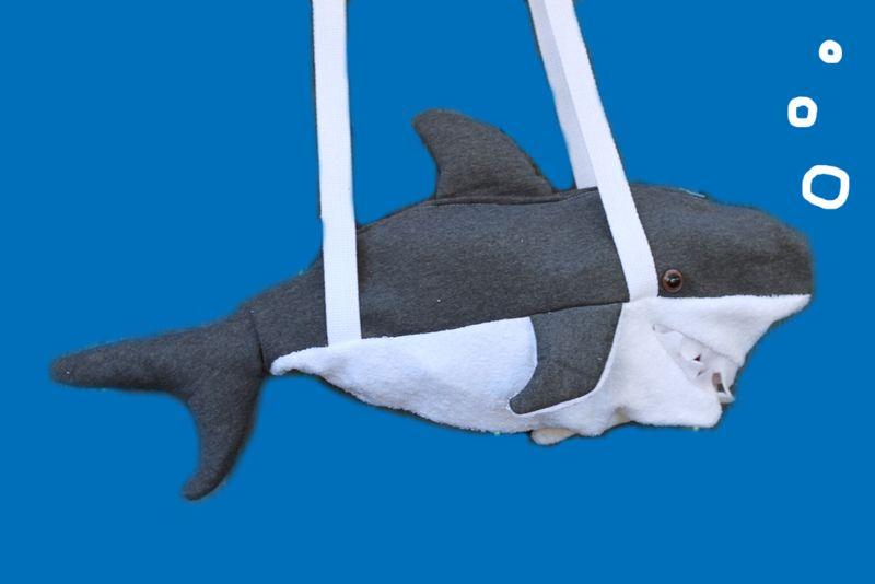 Shark duffle