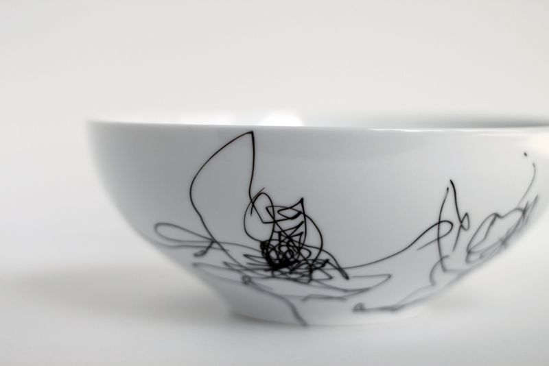 Simple art bowl