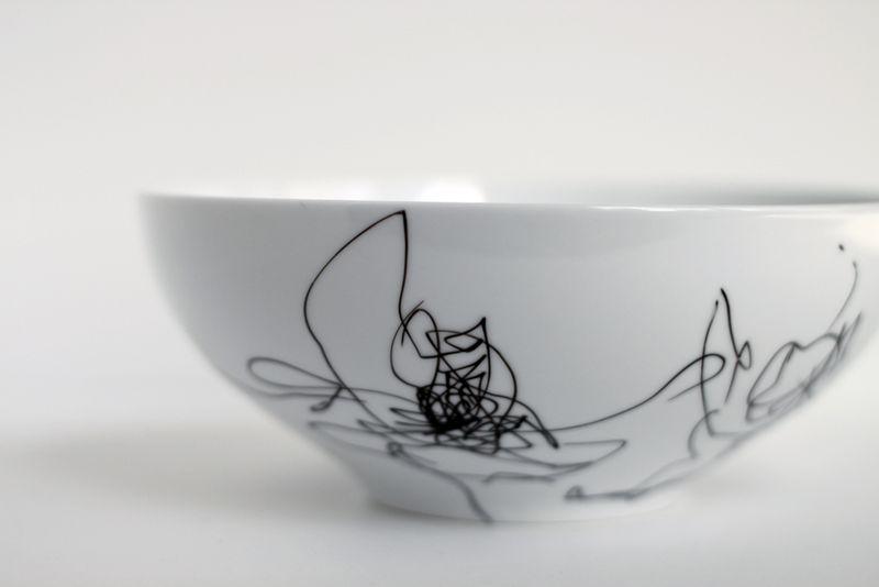 Simple art bowl