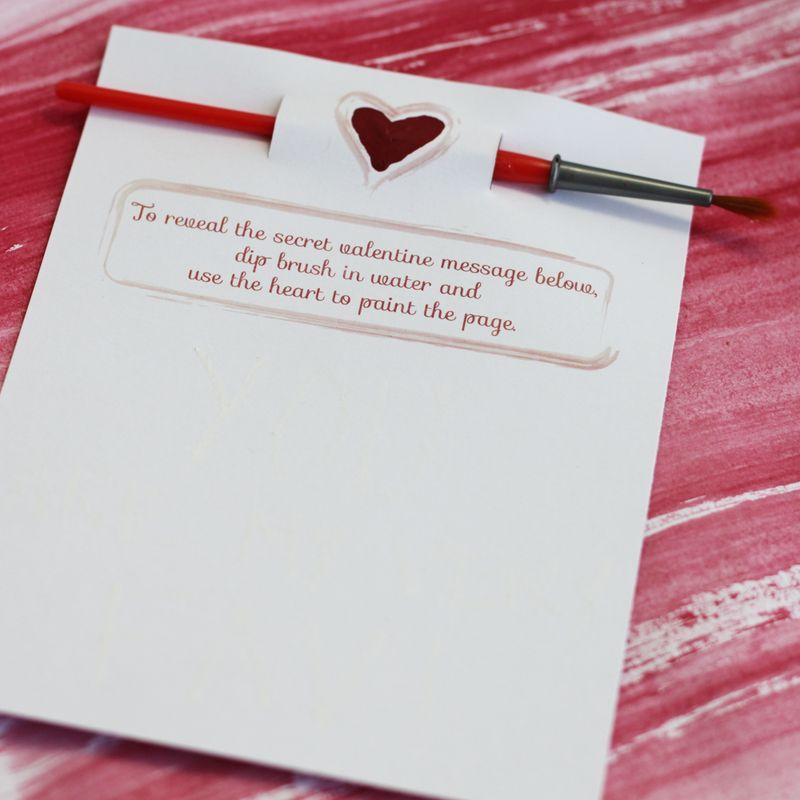 Free secret valentine