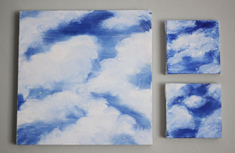 Cloud paintings