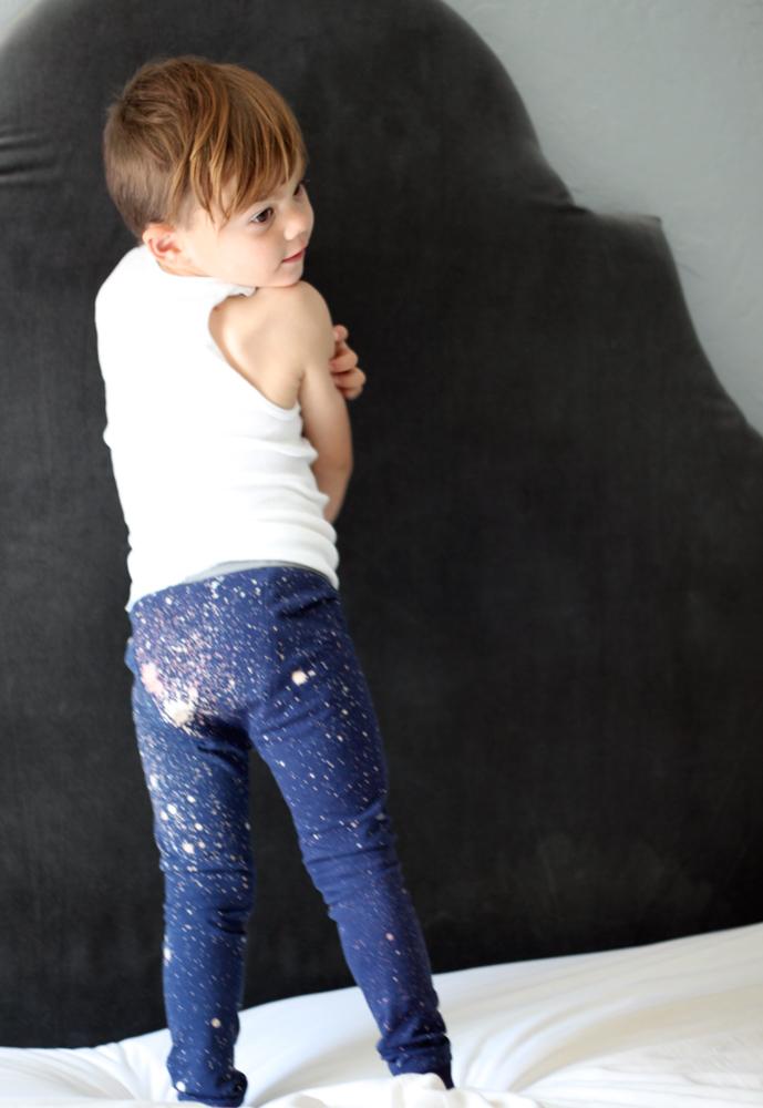 Starry bum