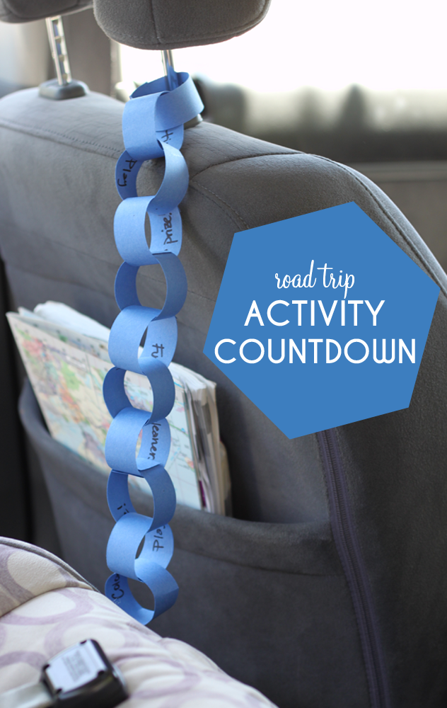 Road trip activity countdown -- smallfriendly.com