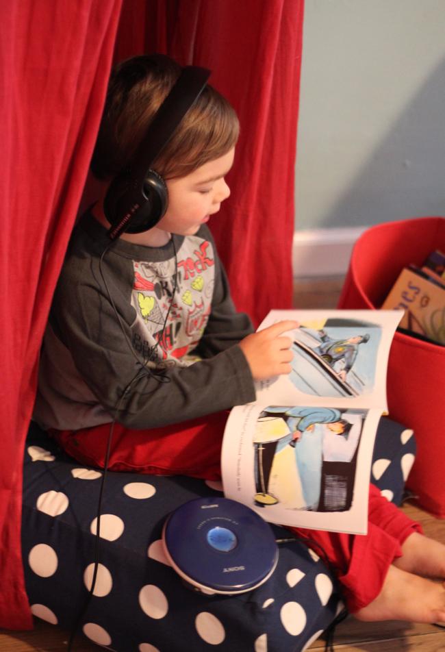 Read aloud books for kids