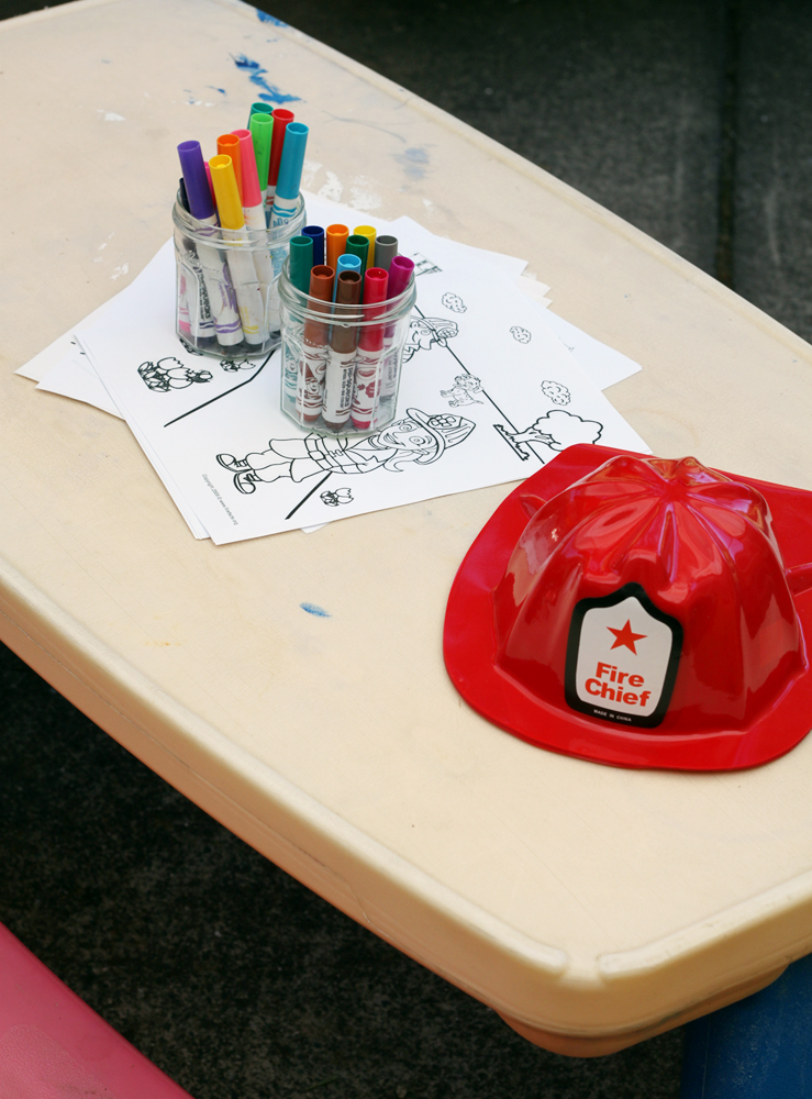 Hats and coloring