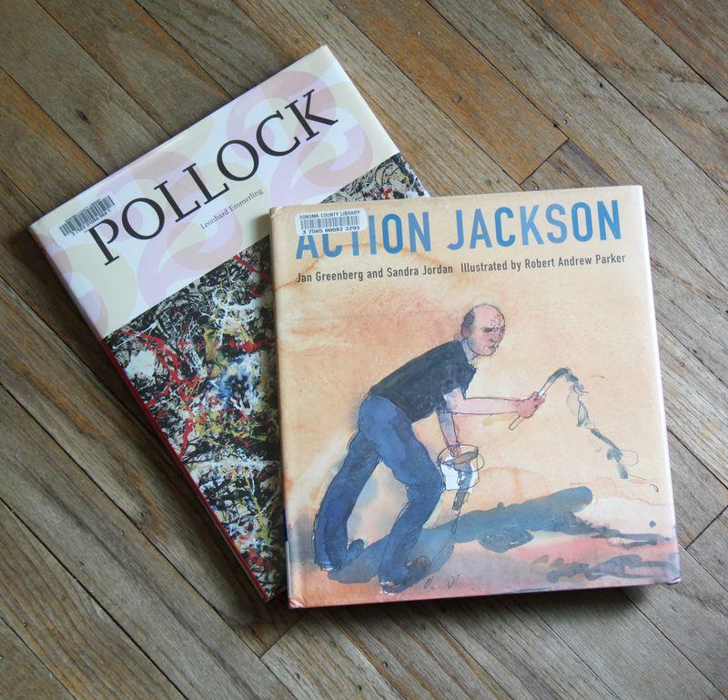 Pollock books