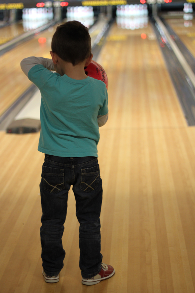 First time bowler