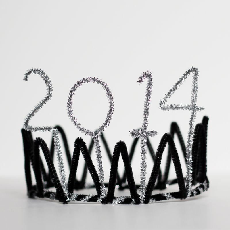 New years eve crown