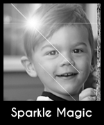 Sparkle magic
