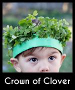 Crown of clover