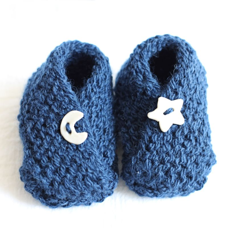 Bitty booties free pattern