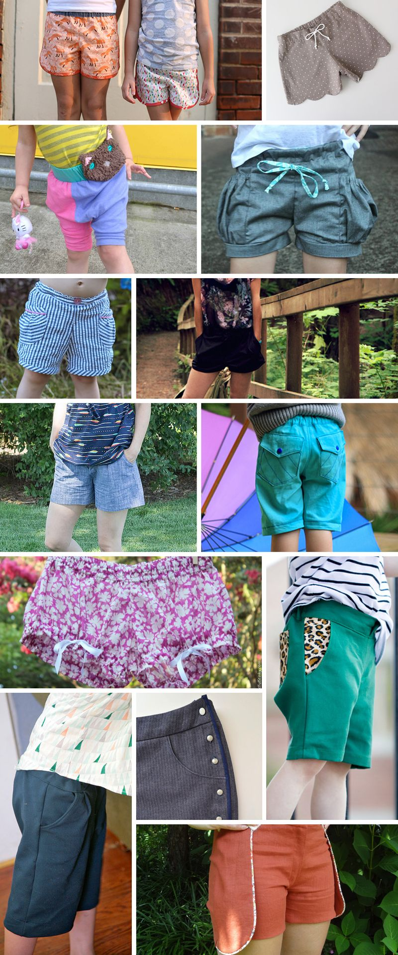 Shorts on the Line Guest Posts Week 1