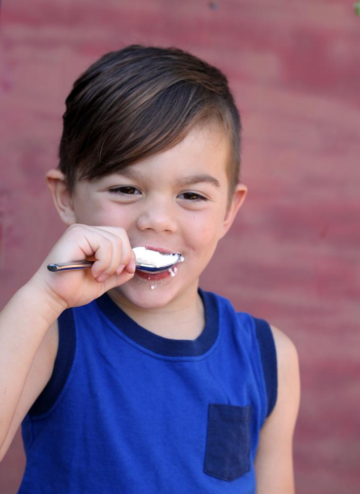 Milk grows healthy kids