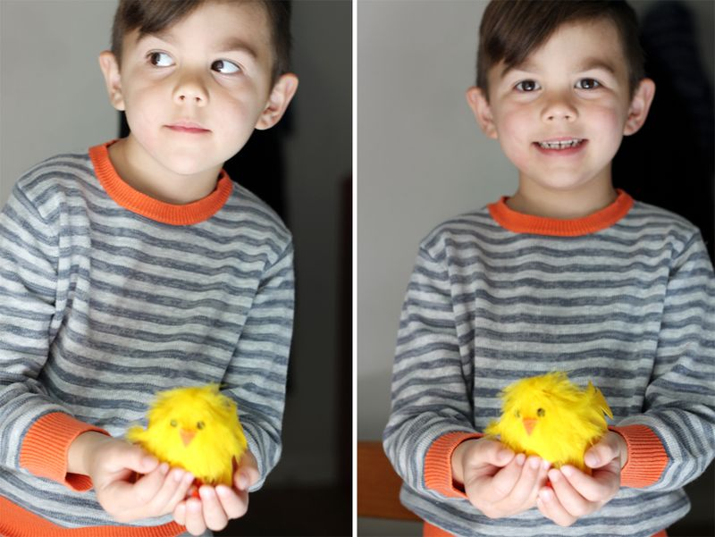 Easter kid craft