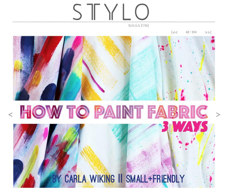 STYLO Fabric