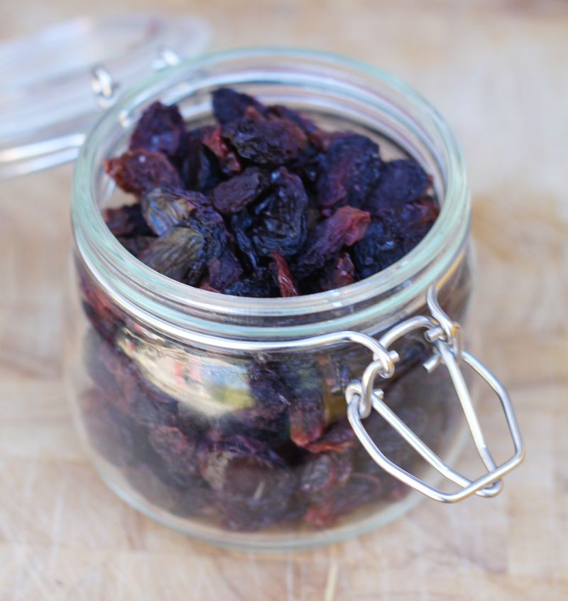 Diy raisins