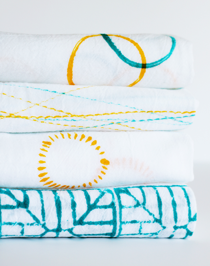 Diy dish towels