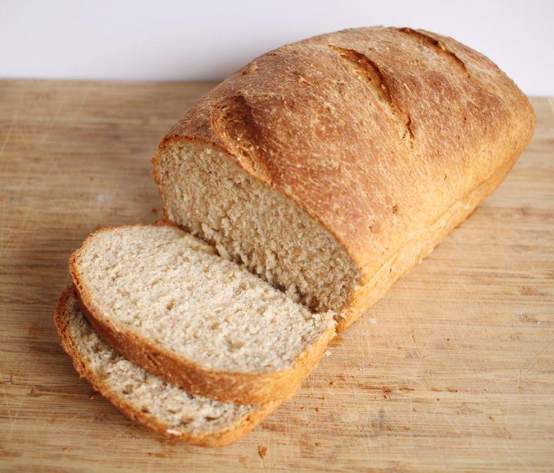 Fast homemade bread