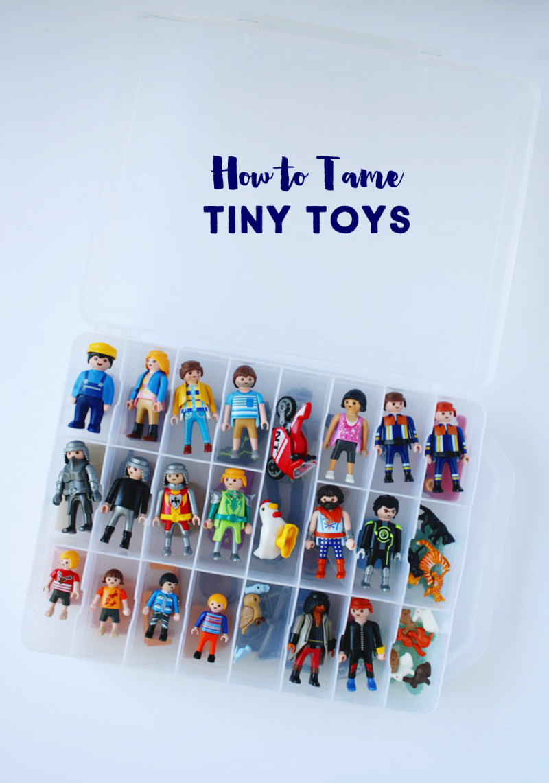 How To Tame Tiny Toys