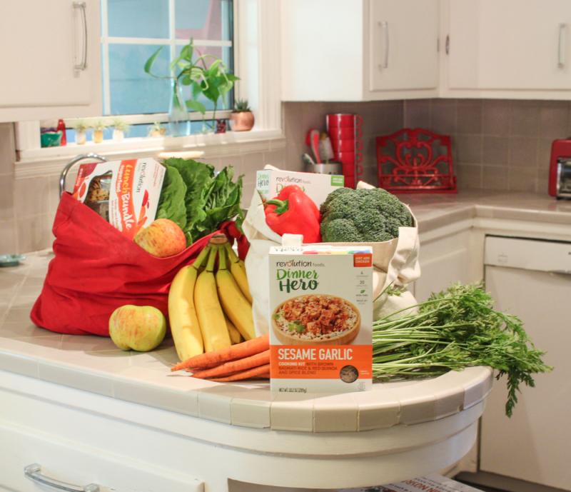 Revolution foods-pantry staple