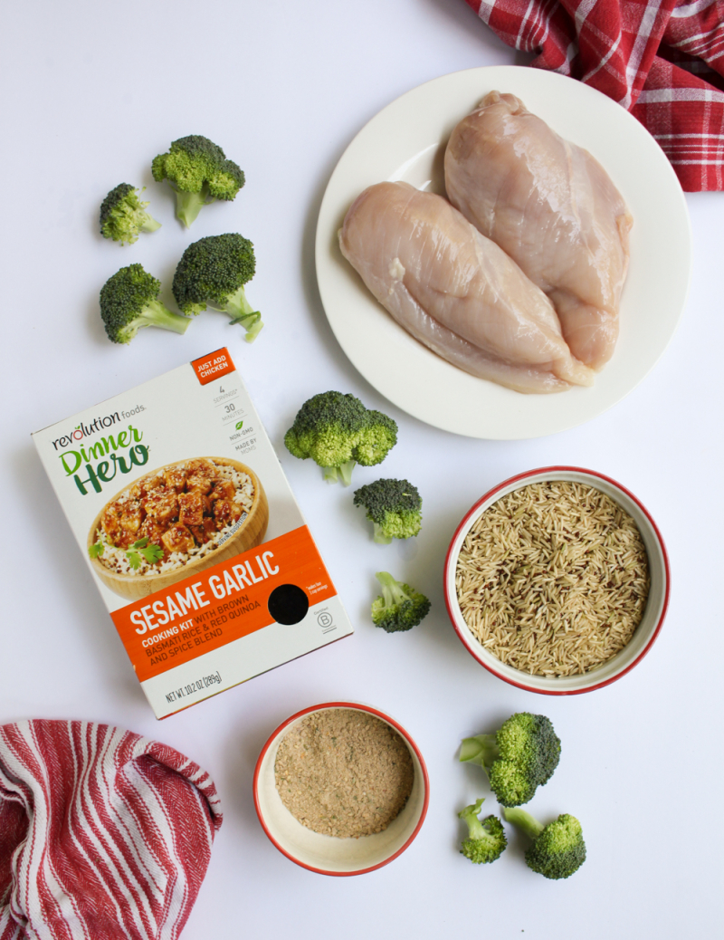 Revolution foods-simple dinner