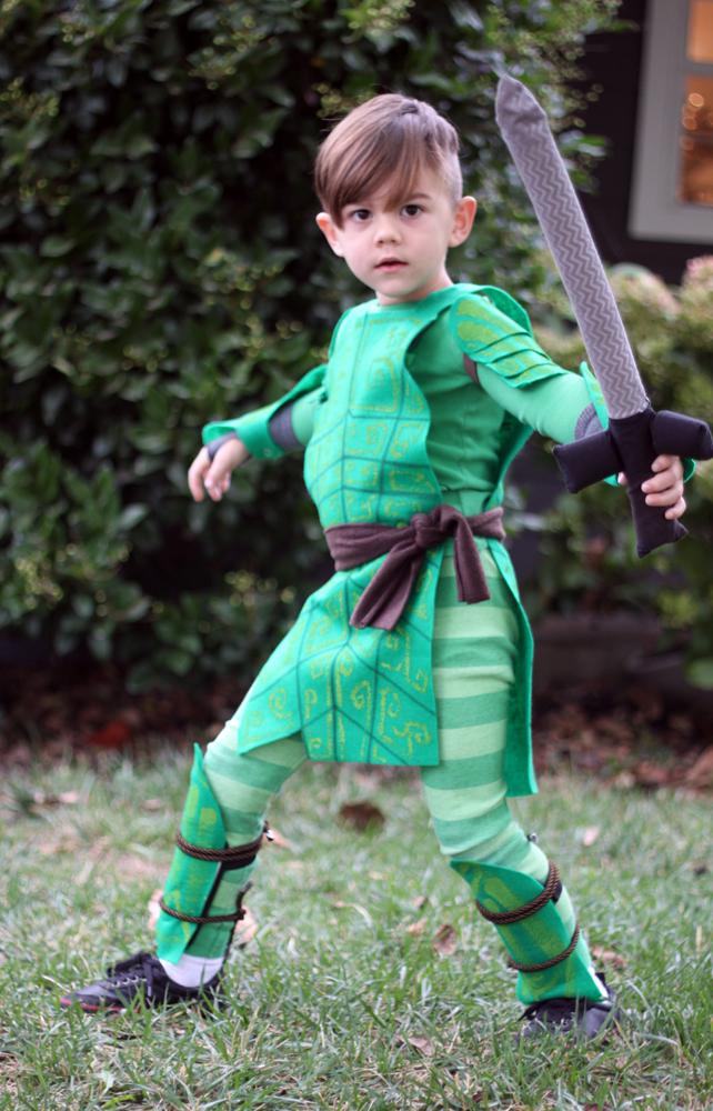Nod costume