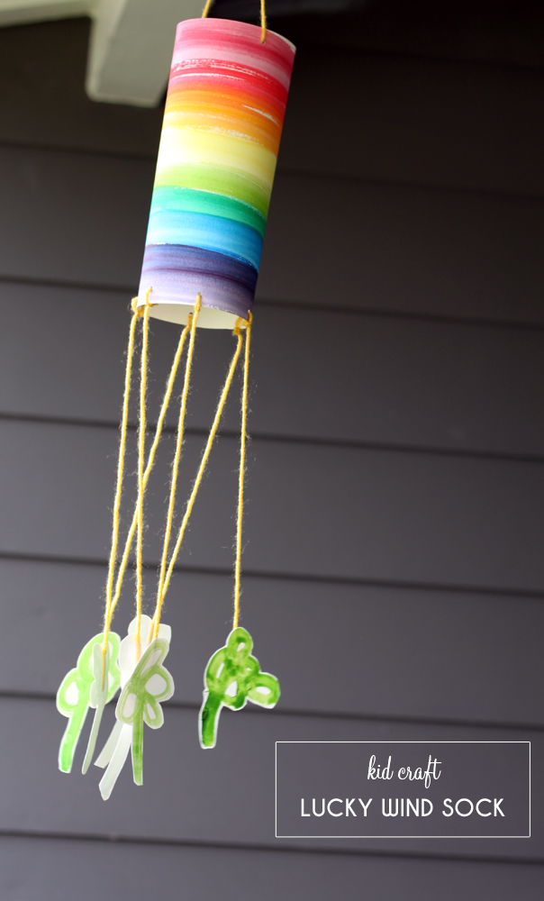 How to make a wind sock