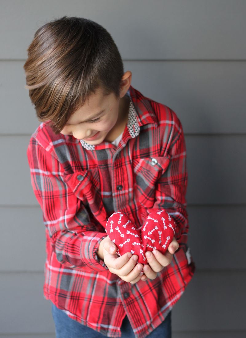 Simple kid sewing project