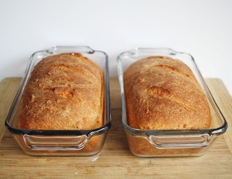 Easy sandwich bread