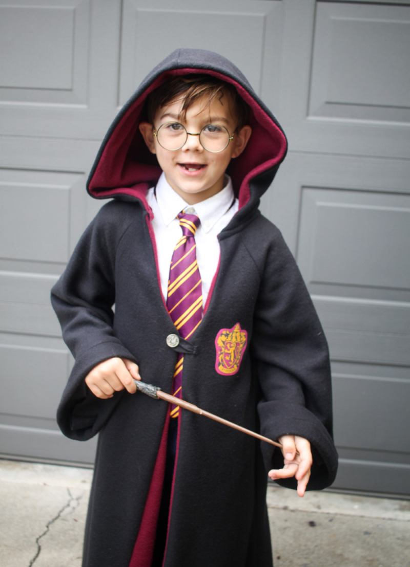 Handmade harry potter