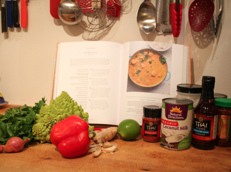 Simple thai shrimp curry recipe_-4
