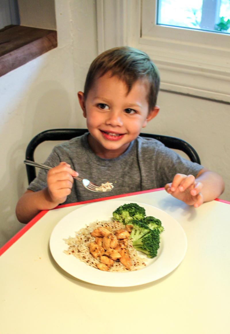 Kids love revolution foods