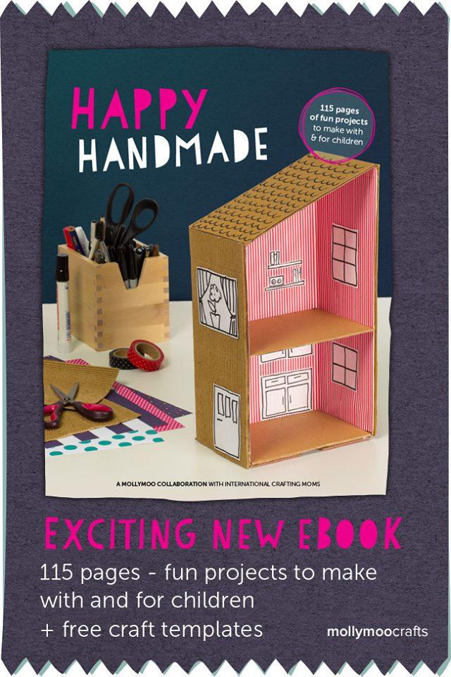 Happy Handmade eBook