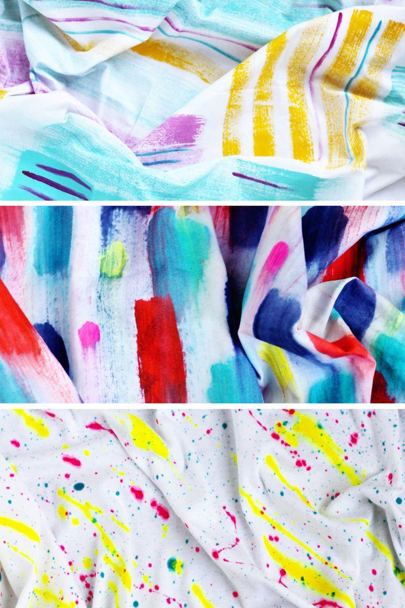 How to create custom fabric