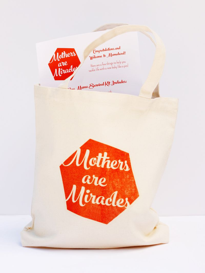 New Mom Gift Bag