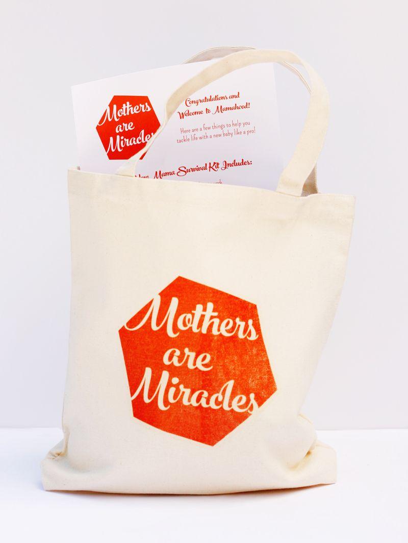 New Mom Gift Bag