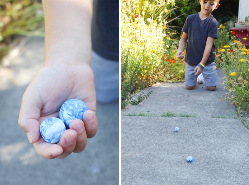 Diy marbles